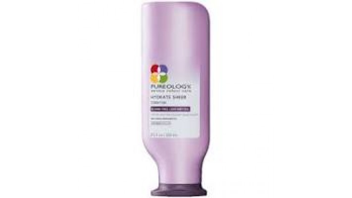 Revitalisant Pureology Hydrate Sheer pour cheveux fins 250ml
