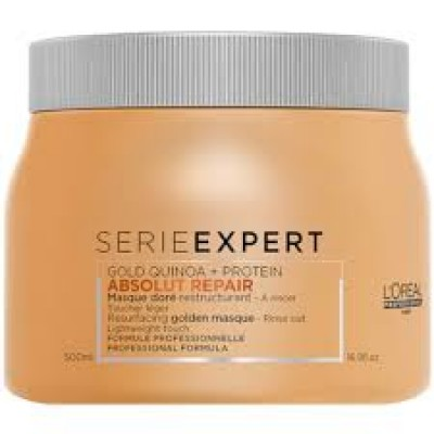 Masque Doré Absolut Repair L'Oréal Professionnel 500ml