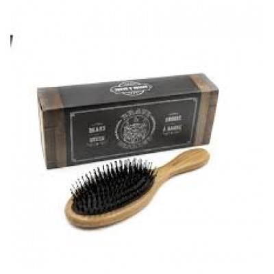 Brosse à barbe Brave& Bearded