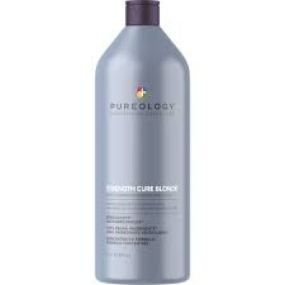 Shampooing Strength cure blonde Pureology 1L