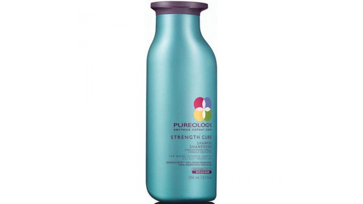 STRENGTH CURE SHAMPOOING PUREOLOGY