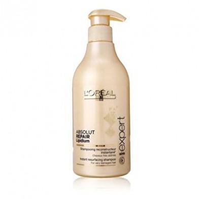 Shampooing  Absolut Repair  Lipidium L'Oréal Professionnel 500ml