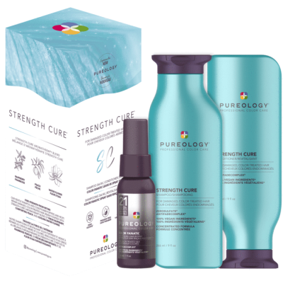Coffret Strength Cure