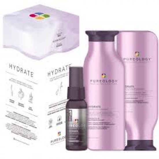 Coffret Hydrate Pureology