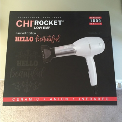 CHI ROCKET SÉCHOIR