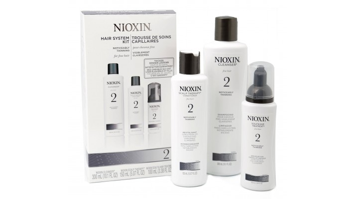 Trousse Nioxin 2